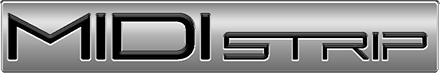 MIDI Strip logo