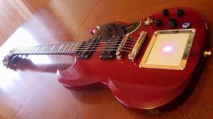 XY MIDIpad guitar 4