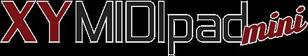 XY MIDIpad mini logo