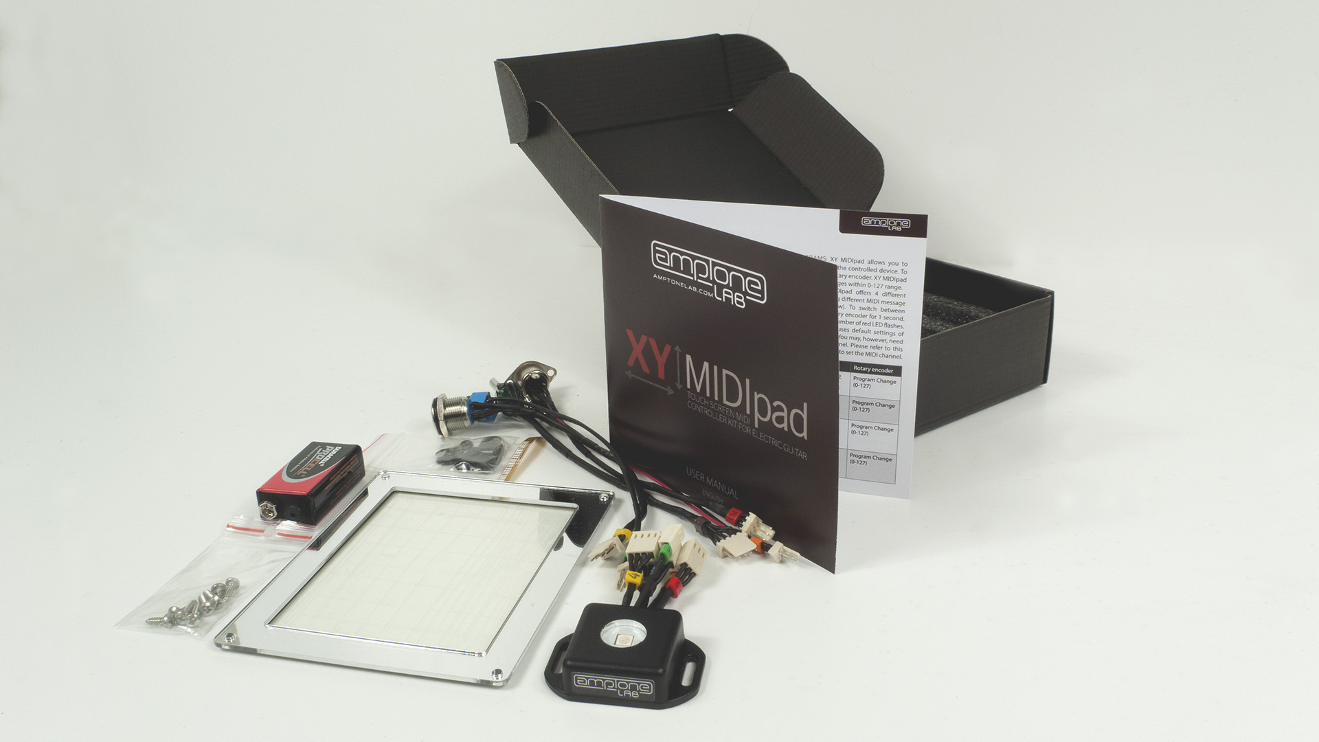 Xy Midipad Amptone Lab Free Download 5 Way Switch Wiring Diagram Kit