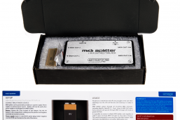 MIDI Splitter set